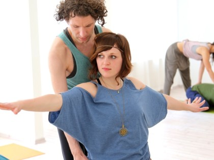 Hatha Yoga Aufbaukurs ab 13.09.16