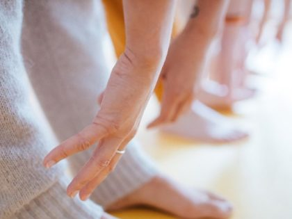 Hatha Yoga Anfängerkurs   ab 07.05.18, 17.30-19.00 Uhr