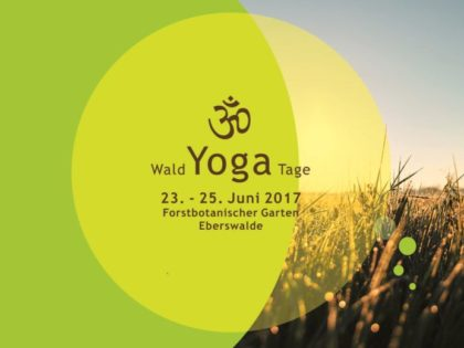 Partneryoga/ Thai Massage – Wald Yoga Tage | 23.-25.6.17