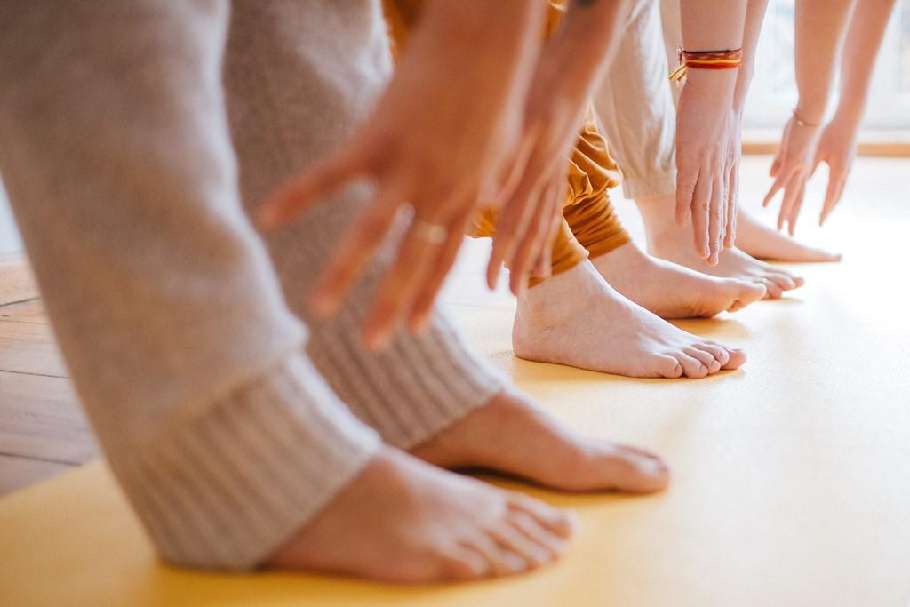 Hatha Yoga Anfängerkurs | Julia König