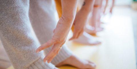 Krankenkassenbezuschusster Yogakurs | Julia König - Ruhe will Leben