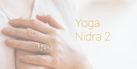 Podcast   Yoga Nidra 2